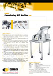 Comminuting Mill Machine PDF
