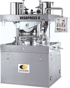 VegaPress II - HIgh Speed Rotary Tablet Press